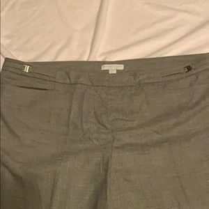 16P NY and Co light gray trousers wide leg
